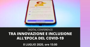 locandina innovazione inclusione
