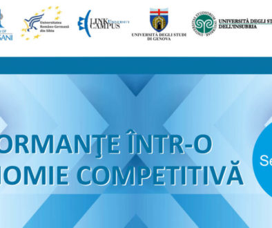 Performances in a competitive economy