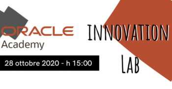 Oracle Academy-Innovation Lab