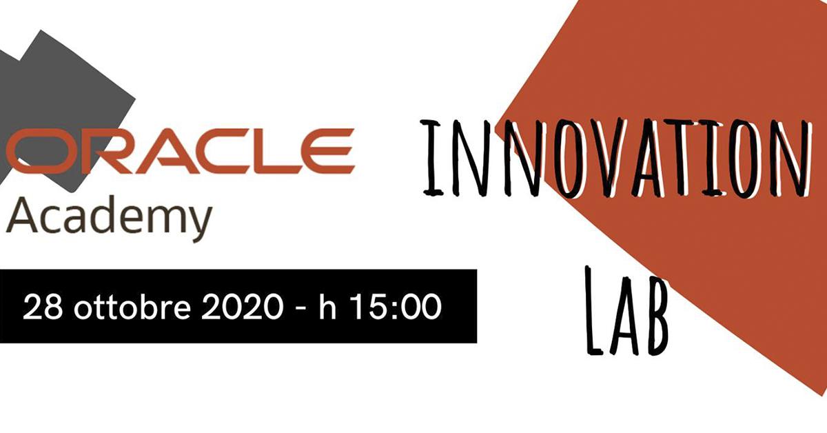 Oracle Academy Innovation Lab