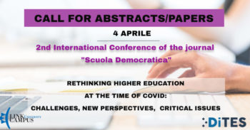 CALL FOR ABSTRACT DITES